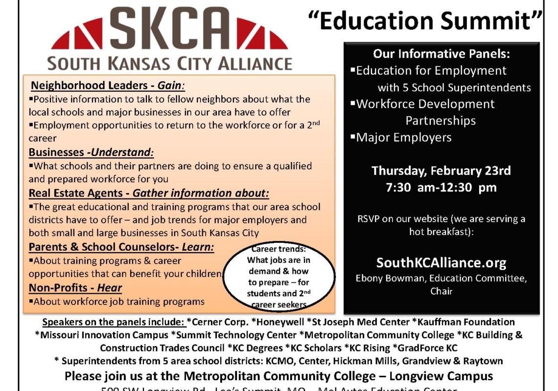 SKCA Education Summit General Flyer 2017_4