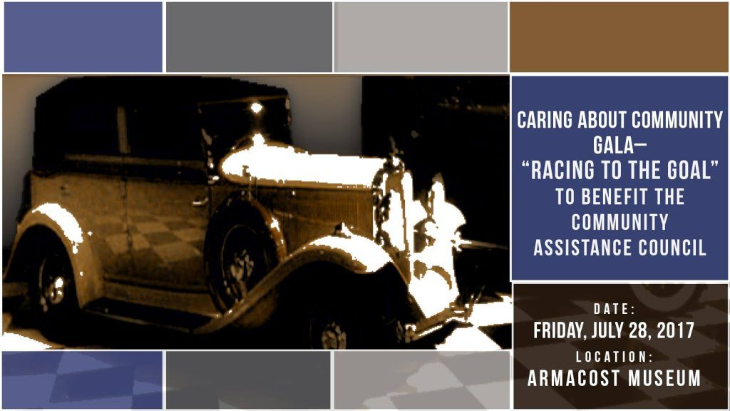 Caring About Community Gala to Benefit CAC @ Armacost Car Mueseum | Grandview | Missouri | United States
