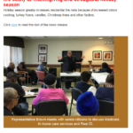 Representative Brown's Capitol Report – Thanksgiving Edition