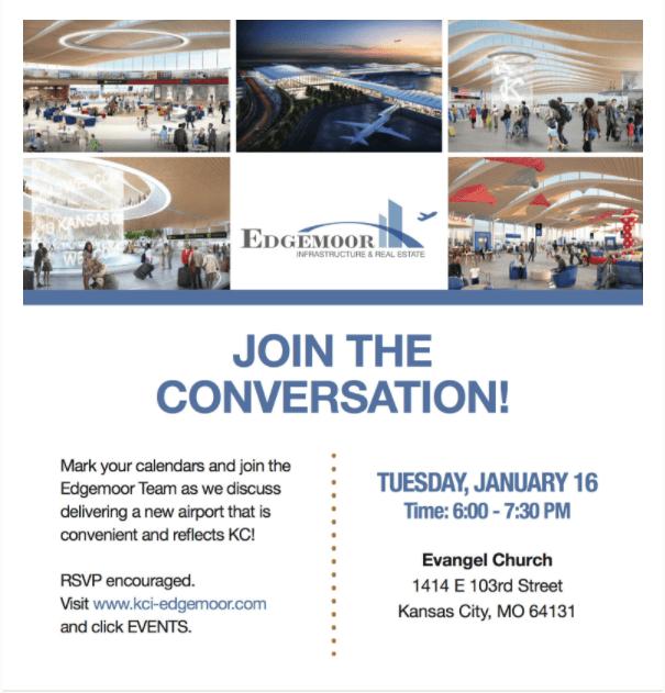KCI Community Design Workshop @ Evangel Church | Kansas City | Missouri | United States